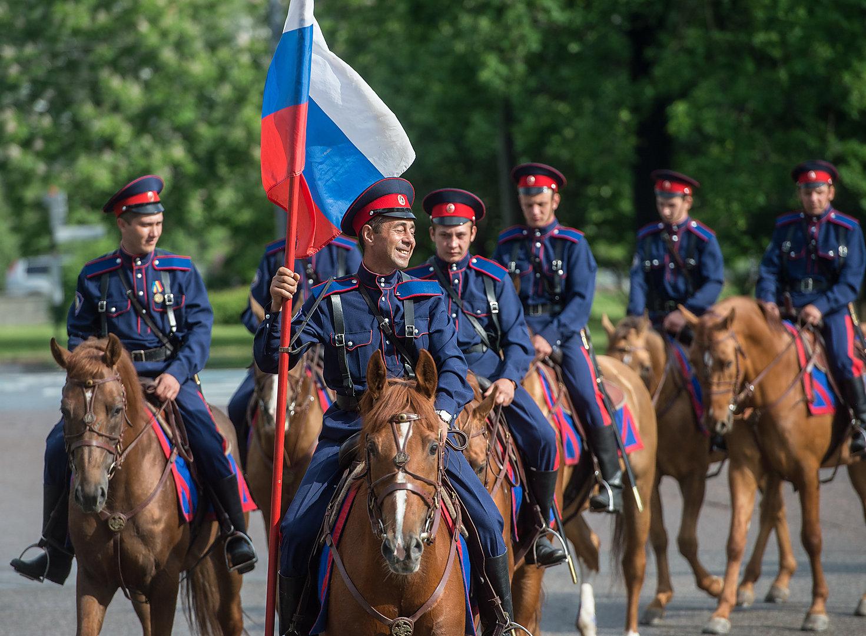 казачество россии картинки