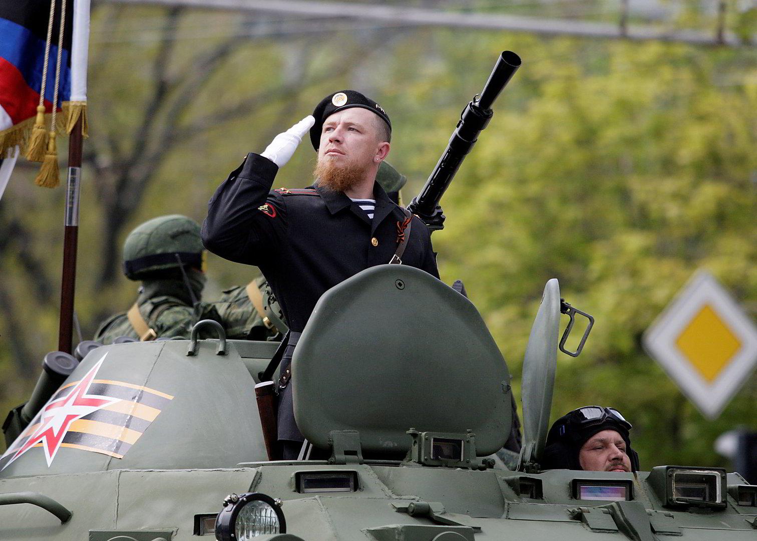Separatistai apie A. Pavlovo-Motorolos žūtį: Kijevas paskelbė karą - Lrytas.lt