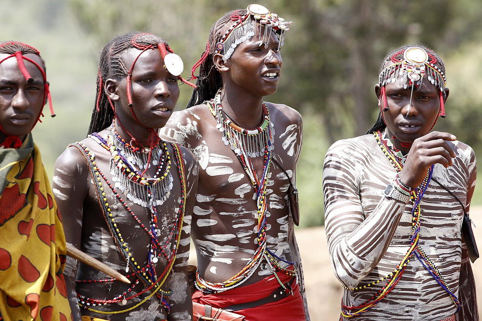 фото племени матабелов зачета