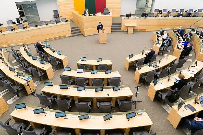 Gyvai: J. Sabatausko komentarai apie mirčių statistiką Lietuvoje