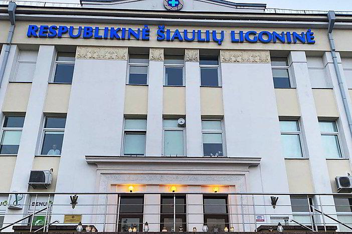 Gyvai: Šiaulių ligoninės administracijos komentaras apie gydytojos mirtį