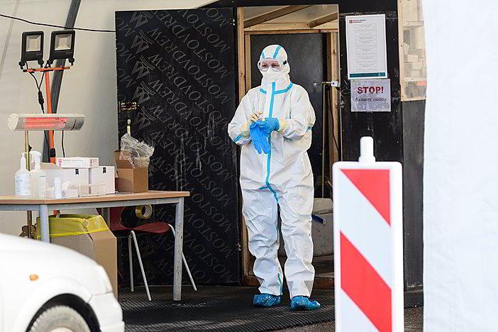 Gyvai: konferencija apie savanorystės reikšmę pandemijos suvaldyme